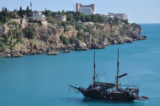 Antalya Kaleiçi-Yat Limanı (Şifa ÇİÇEK'in objektifinden)