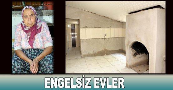 Engelsiz evler