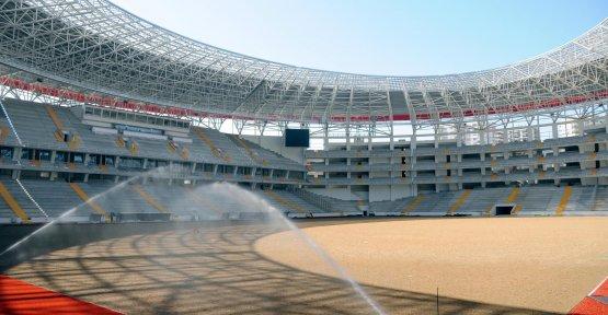 Türkiye Kupası finali Antalya'da