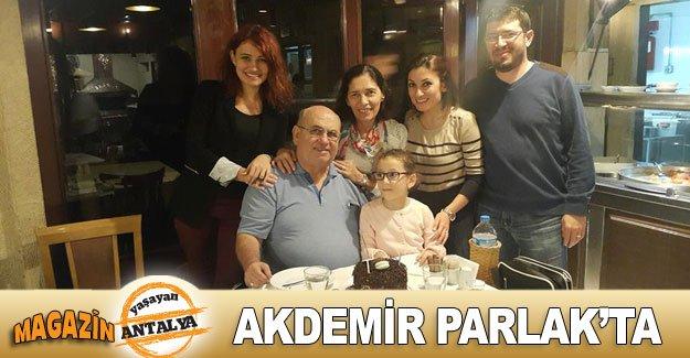 Akdemir Parlak'ta