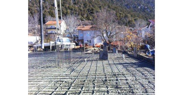 Akseki'ye yeni  bir tesis daha