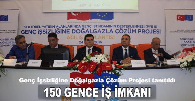 150 GENCE İŞ İMKANI