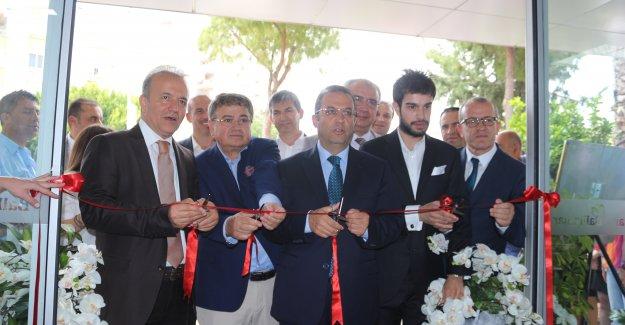 40 yıllık tecrübe Antalya'da