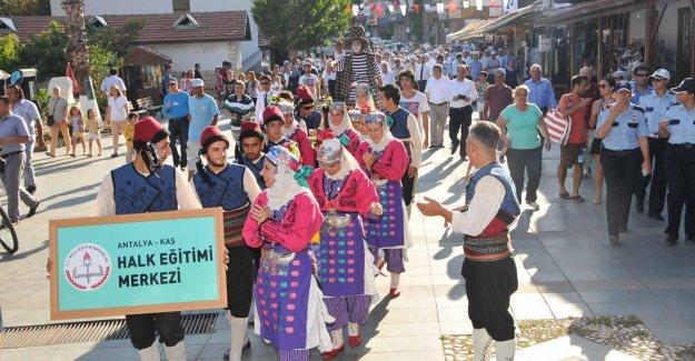 Uluslararası Likya-Kaş Festivali 3 Haziran'da