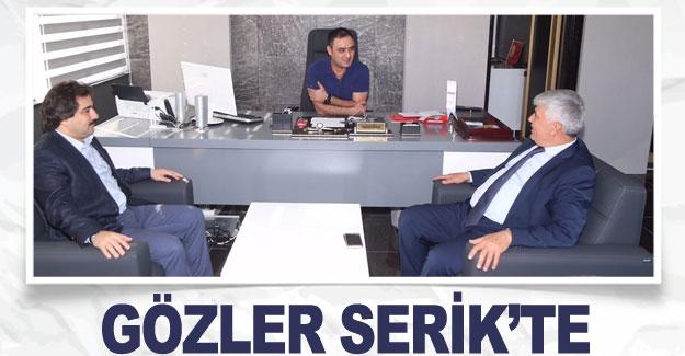 GÖZLER SERİK'TE