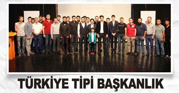 Türkiye tipi başkanlık
