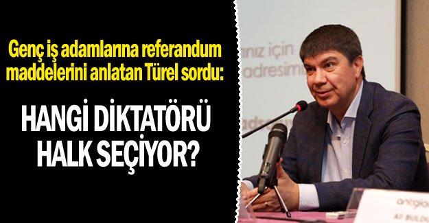 Hangi diktatörü halk seçiyor?