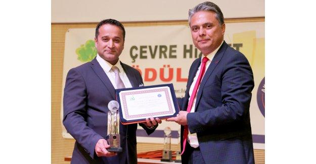 Antalya OSB ödülleri üçledi