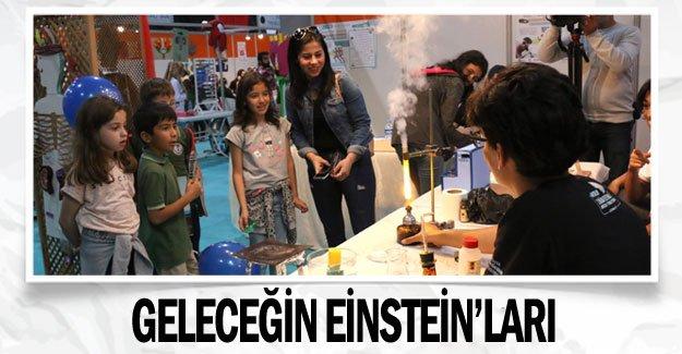 Geleceğin Einstein'ları