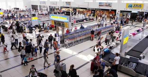 Rus turist sayısında yüzde 816'lık artış