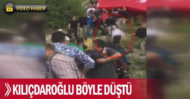 Kılıçdaroğlu böyle düştü