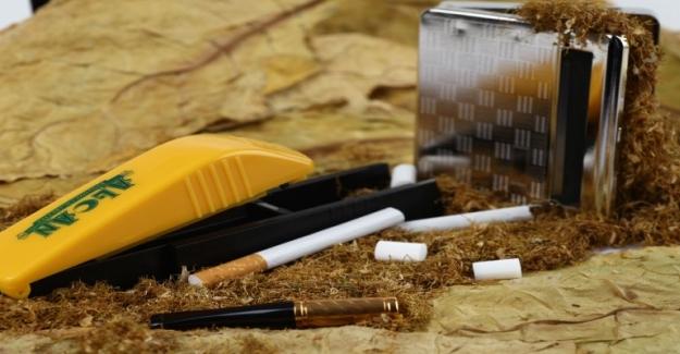 Kumluca'da tütün operasyonları