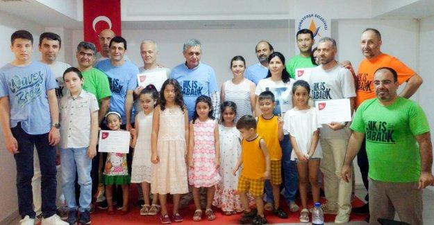 Muratpaşa'da babalık eğitimi