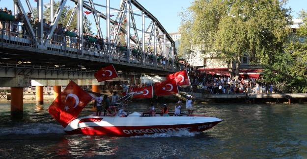 21. Barış Suyu Festivali başladı