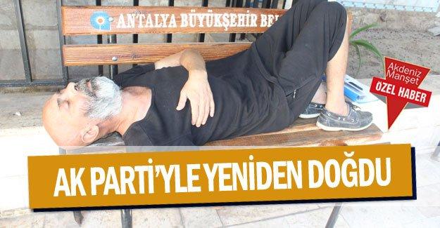 AK Parti'yle yeniden doğdu