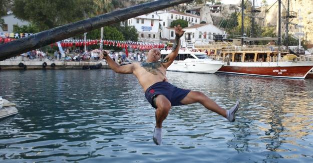 Antalya'da Kabotaj Bayramı kutlaması
