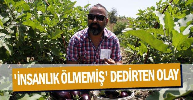 Antalya'da 'insanlık ölmemiş' dedirten olay