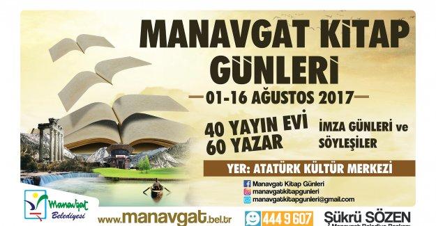Manavgat'ta Kitap Günleri