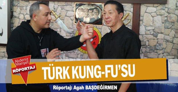 TÜRK KUNG-FU'SU