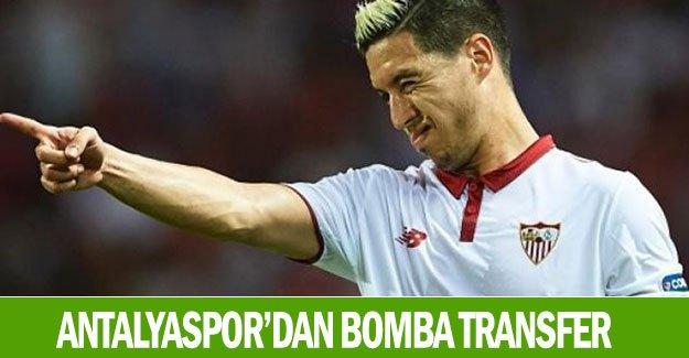Antalyaspor'dan bomba transfer