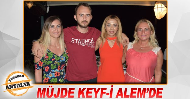 Müjde Keyf-i Alem'de