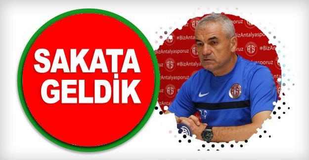 SAKATA GELDİK