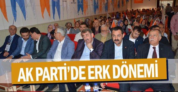 AK Parti'de Erk dönemi