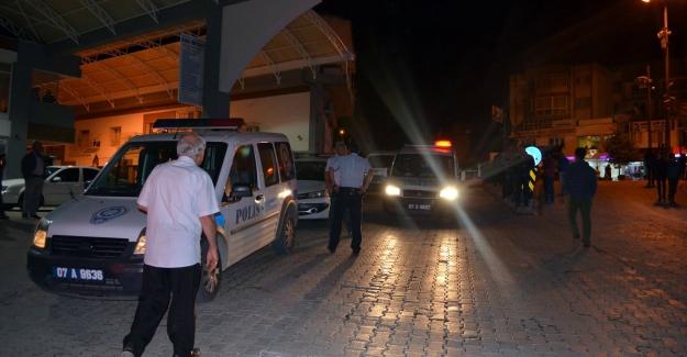 Antalya'da Suriyeli gerginliği