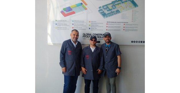 İsrailli CEO'lar  AHK ile anlaştı