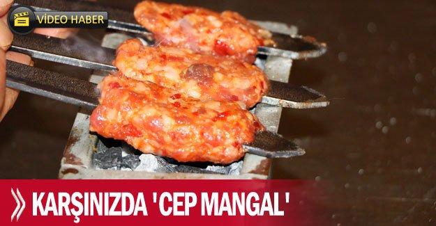 Karşınızda ''Cep Mangal''