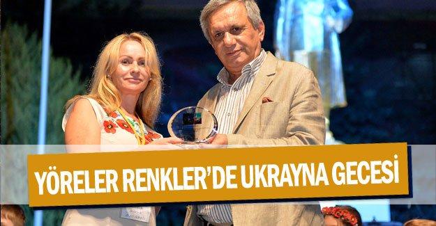 Yöreler Renkler'de Ukrayna gecesi