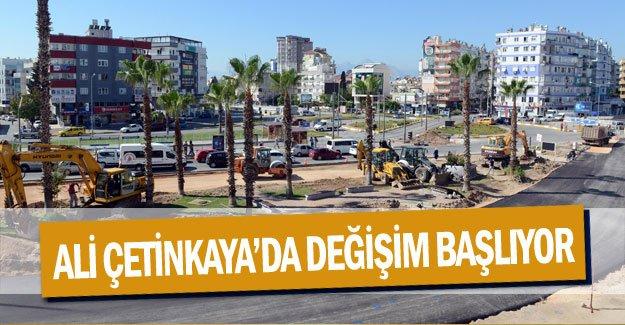 Ali Çetinkaya'da değişim başlıyor