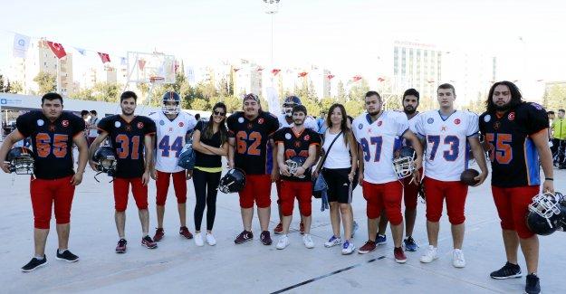 Amatör Spor Haftası Etkinlikleri start aldı
