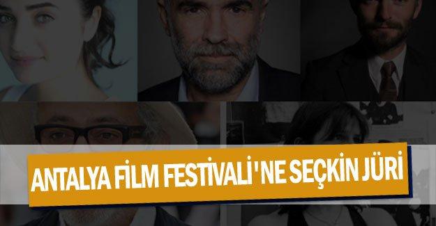 Antalya Film Festivali'ne seçkin jüri