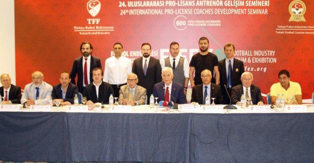 Antalya'da  önemli toplantı