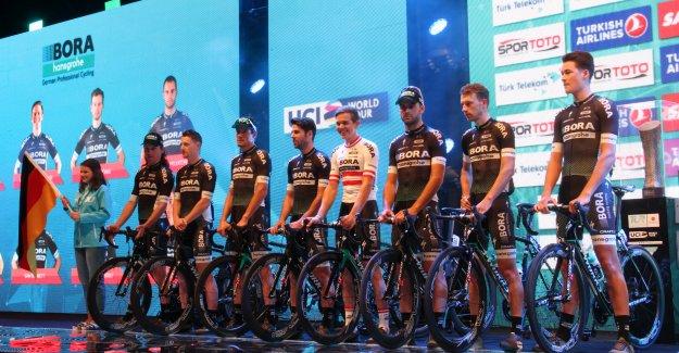 'Bisiklet Turu'  tanıtımı yapıldı