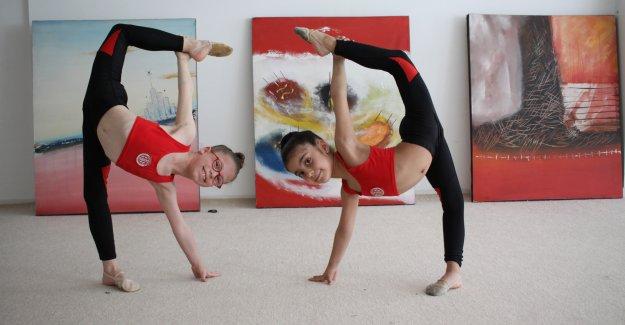 Cimnastikçiler İzmir yolcusu