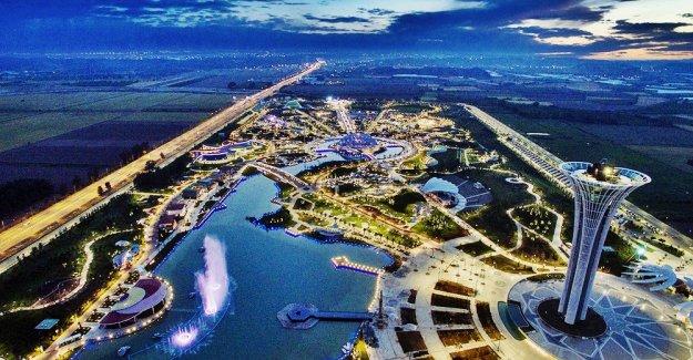 EXPO 2016 Antalya 317 personel alacak