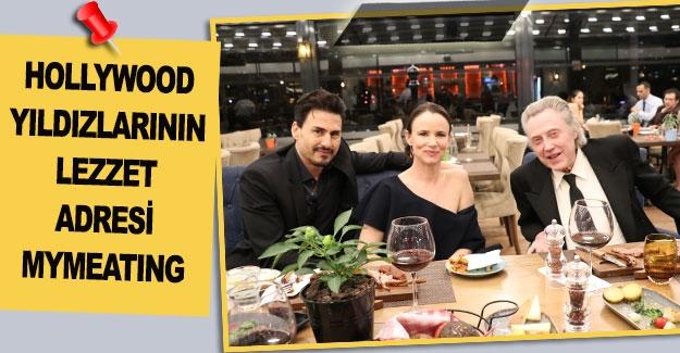 Hollywood yıldızlarının lezzet adresi MyMeating