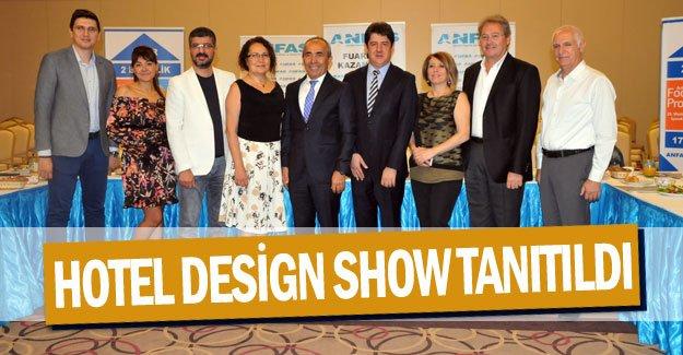 Hotel Design Show tanıtıldı