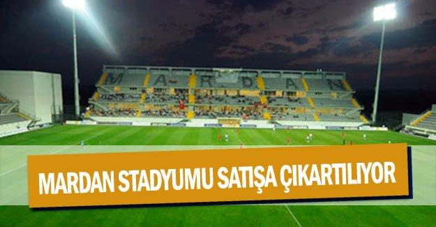 Mardan Stadyumu satışa çıkartılıyor