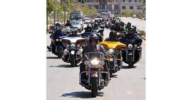 Motosiklet sayısında  Antalya ikinci sırada