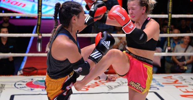 Muay Thai heyecanı