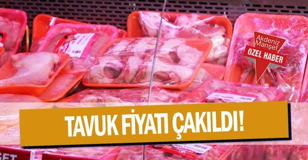Tavuk fiyatı çakıldı!