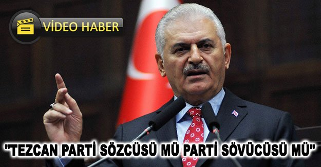 """Tezcan parti sözcüsü mü parti sövücüsü mü"""