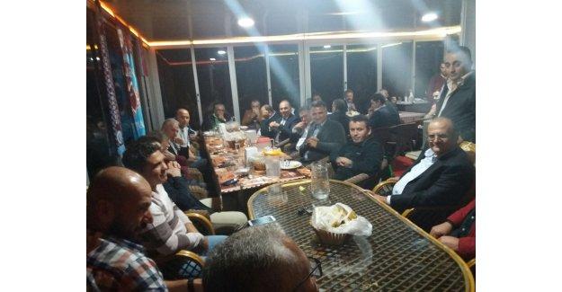 Trabzonlular  Hataş'ta toplandı