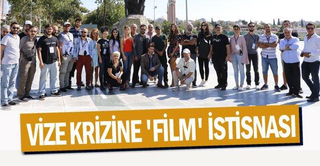 Vize krizine 'film' istisnası