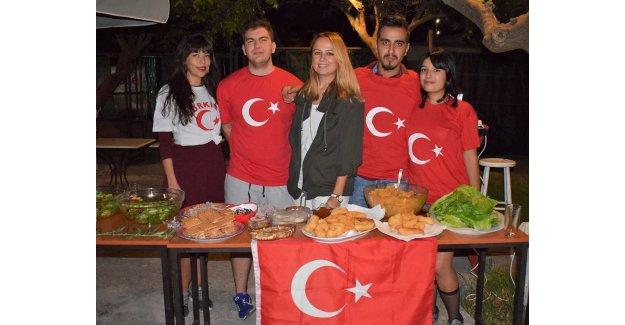 Akdeniz Üniversitesi Yunanistan'da