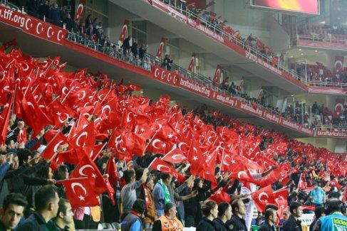 Antalya'da rezalet