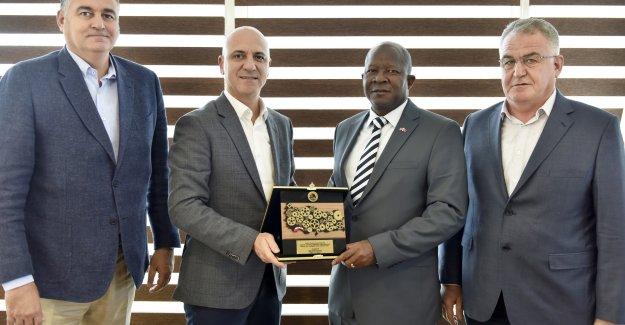 AOSB-Güney Afrika işbirliği